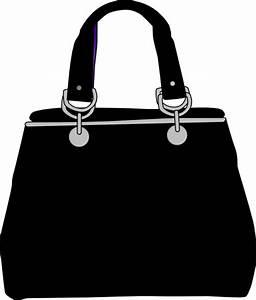 Sac À Main Transparent : black purse clip art at vector clip art online ~ Melissatoandfro.com Idées de Décoration