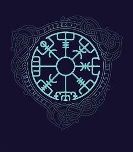Symbole Mythologie Nordique : vegvisir par raidho tatouage tatouage tatouage viking e tatouage nordique ~ Melissatoandfro.com Idées de Décoration