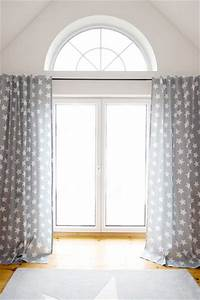 Blickdichte Vorhänge Kinderzimmer : vorhang gardine maxi sterne wei grau 135 x 240 cm sch ne kinderzimmer vorh nge und hochwertig ~ Whattoseeinmadrid.com Haus und Dekorationen