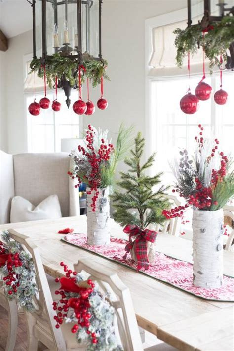 45 Christmas Decorating Ideas for Pendant Lights and