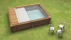 Garten Pool Rechteckig : holzpool hoody swimmingpool gartenpool automatisch abdeckung rollo vom garten fachh ndler ~ Sanjose-hotels-ca.com Haus und Dekorationen