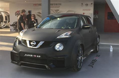 nissan juke   revealed  goodwood autocar