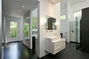 master dressing room contemporary bathroom new york by corbo associates inc