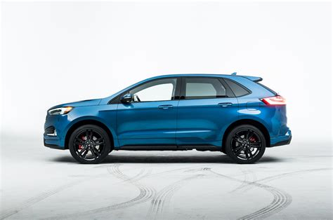 2019 ford edge 2019 ford edge st look performance suv