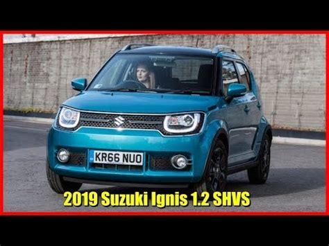 Suzuki Ignis Picture by 2019 Suzuki Ignis 1 2 Shvs Picture Gallery