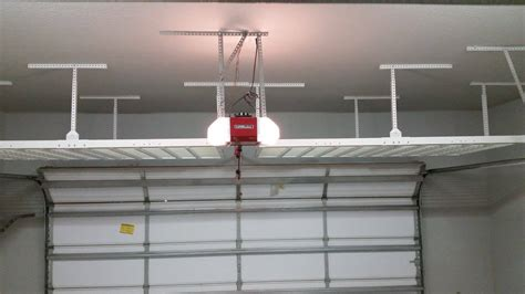 overhead garage storage systems houston garage overhead storage ideas gallery 5