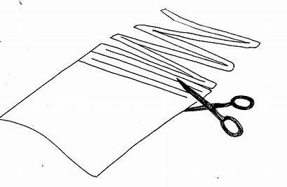 Strips Fabric Cutting Rug Rag Into Method