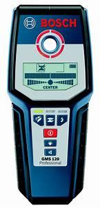 Gms 120 Professional : detektor uniwersalny bosch gms 120 professional ~ Frokenaadalensverden.com Haus und Dekorationen