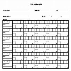 Free 8 Sample Pitching Chart Templates In Pdf Excel