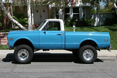 1972 Chevrolet K10 4x4 Pickup 131010