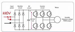 How To Connect Vfd To 3 Phase Motor