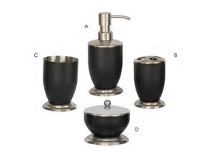 canister set for kitchen bath accessories sets with black coating triangle homeware