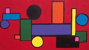 Simple Abstract Paintings Beginners Easy Art - Home Art