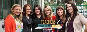 Teachers: Season One Ratings - canceled TV shows - TV ...