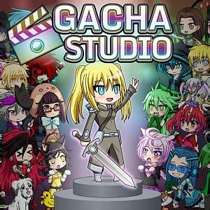 gacha studio anime dress up lunime