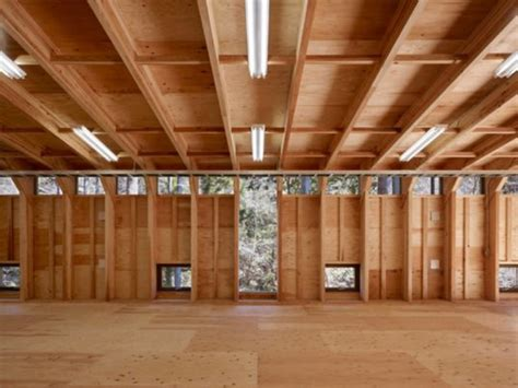 workshop   forest  atelier haretoke  built