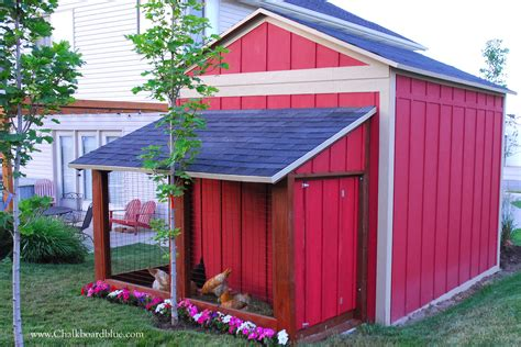 build storage shed remodelaholic diy chicken coop with attached