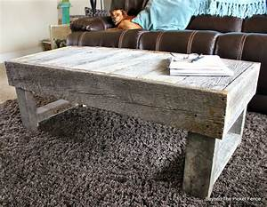 15 awesome diy reclaimed wood furniture and decor ideas With building a reclaimed wood table