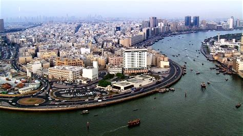 Dubai Creek | ISRA Travels