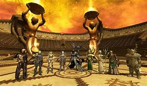 EverQuest II Destiny Of Velious Darkness Dawns Visual