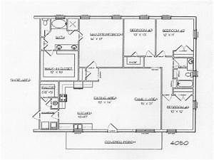 metal building homes inside 40x60 metal building home With 40x60 shop floor plans