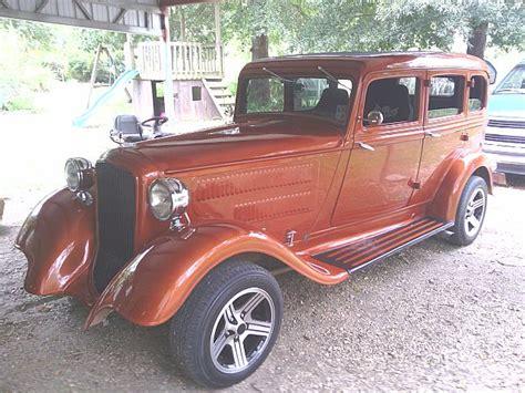 1933 Dodge Sedan For Sale Robert, Louisiana