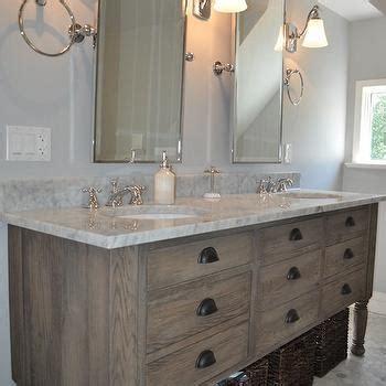 Distressed Bathroom Vanity Uk by Distressed Wood Countertops Design Ideas