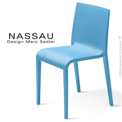 chaise de couleur en plastique chaise d 39 extérieur pour hôtel restaurant jardin nassau