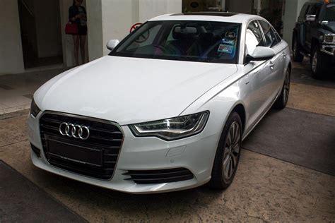 Audi A4 Car Rental Malaysia