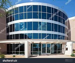Office Building Glass Facade Stock Photo 33452128 ...