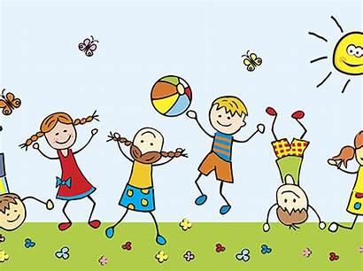 Summer Children Holiday Plans Fun Break Holidays