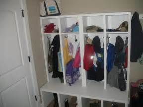 Mudroom Locker Plans Build Yourself