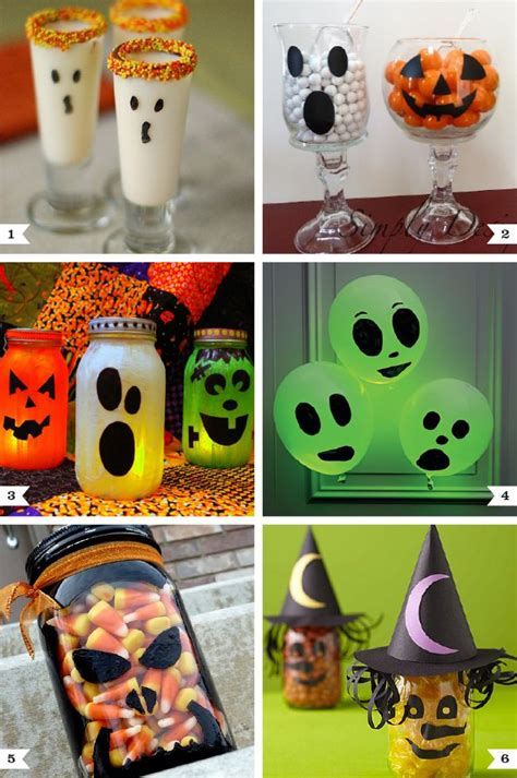 halloween craft projects fun  faces diy crafts
