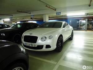 Bentley Continental GT Speed 2012 29 Dezember 2013 Autogespot