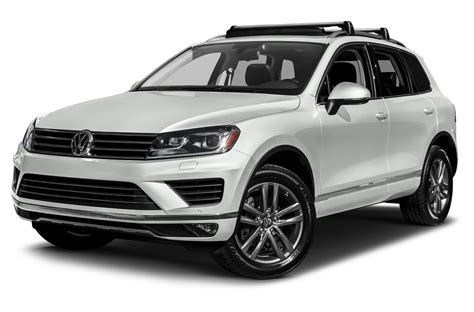 2017 Volkswagen Touareg new 2017 volkswagen touareg price photos reviews