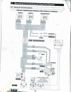 24 Volt Arb Compressor Install
