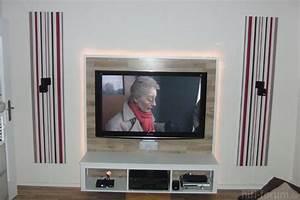 Fernseher An Die Wand : klappbare tv wand klappbare plasma plasmadisplay tv tvwand hifi bildergalerie ~ Bigdaddyawards.com Haus und Dekorationen