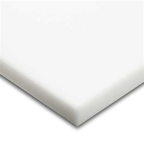 hdpe high density polyethylene plastic sheet 1 quot 12 quot