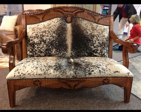 Cowhide Western Furniture Company by 17 Best Images About Cowhide Furniture On