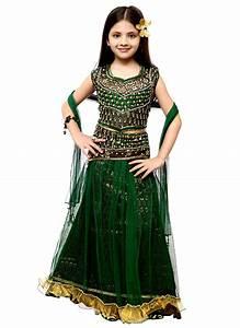 Beautiful Pakstani Kids style Lehenga Choli & Shalwar Kameez Collection 2012 13 Pakword