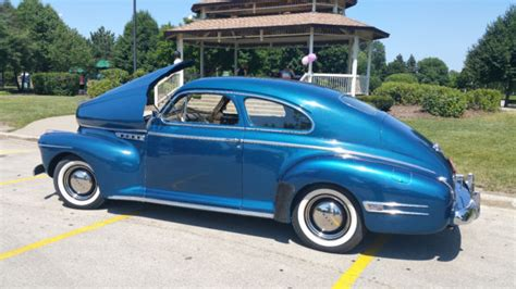 buick special sedanette