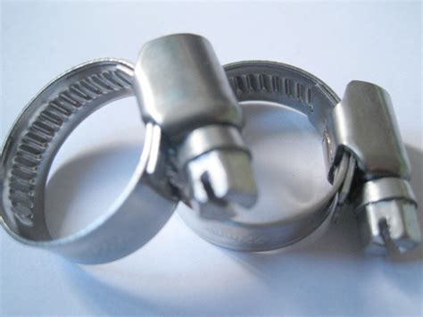 China German Type Automotive Parts (hose Clamp)