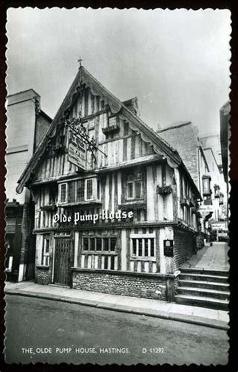 ye olde pump house george street hastings