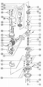 Ryobi Ryan 300 Parts List And Diagram