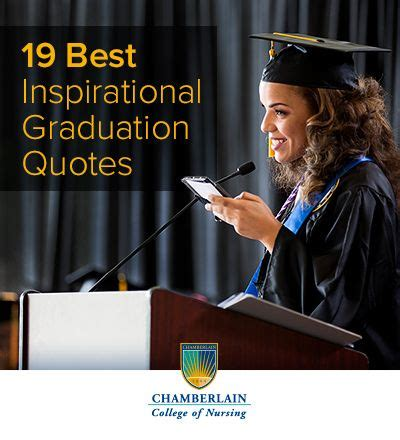 inspirational graduation quotes graduation
