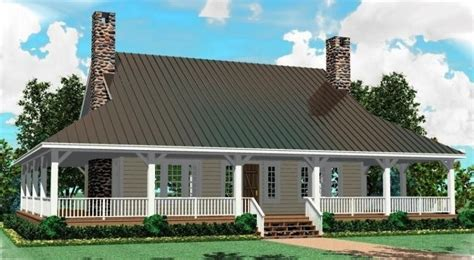 2 Bedroom House Plans With Porches by 2 Bedroom House Plans With Wrap Around Porch New