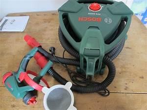 Bosch Pfs 5000e : test pistolet peinture pfs 5000 e de bosch ~ Melissatoandfro.com Idées de Décoration