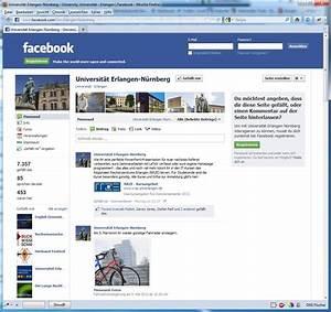 Facebook Login Auf Eigener Seite Facebook : webworking einsatz von social media an der fau ~ A.2002-acura-tl-radio.info Haus und Dekorationen