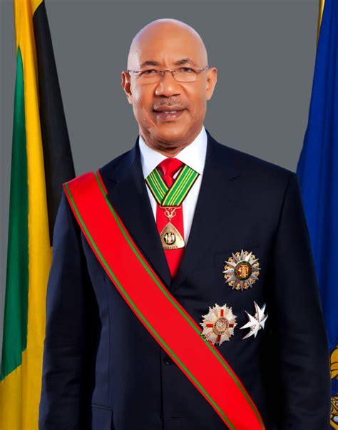 His Excellency The Most Hon Sir Patrick Linton Allen
