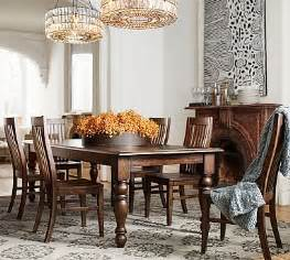 evelyn extending dining table trieste chair 7 piece